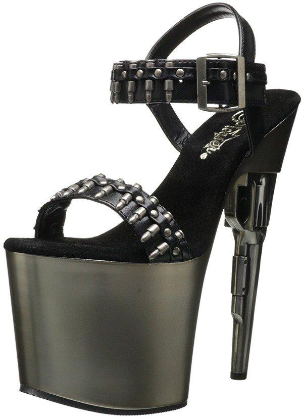 Pleaser USA Bondgirl 712 Platform Sandals