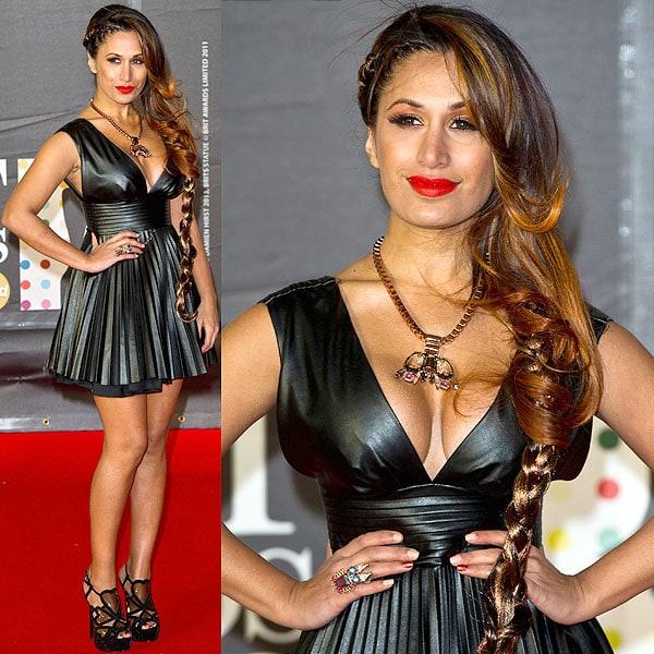 Preeya Kalidas 2013 Brit Awards