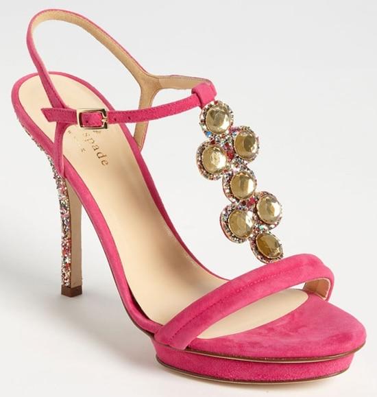 kate spade new york 'velvet' sandal