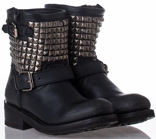 Ash Titan Stud Boots