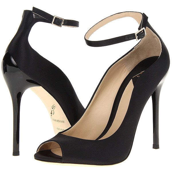 "B Brian Atwood ""Leida"" Ankle-Strap Pumps"