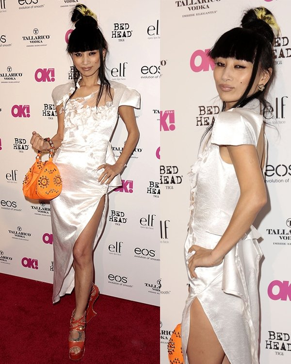"Bai Ling at OK! magazine's ""So Sexy"" event at Skybar at the Mondrian Hotel in Los Angeles on April 18, 2013"
