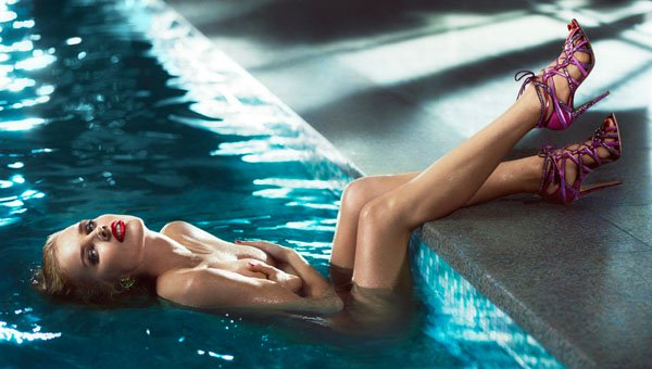 Brian Atwood Spring 2012 ad campaign 1