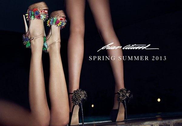 Brian Atwood Spring Summer 2013 Lookbook 1