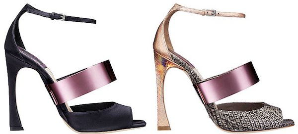 Christian Dior Strappy Spring 2013 Sandals