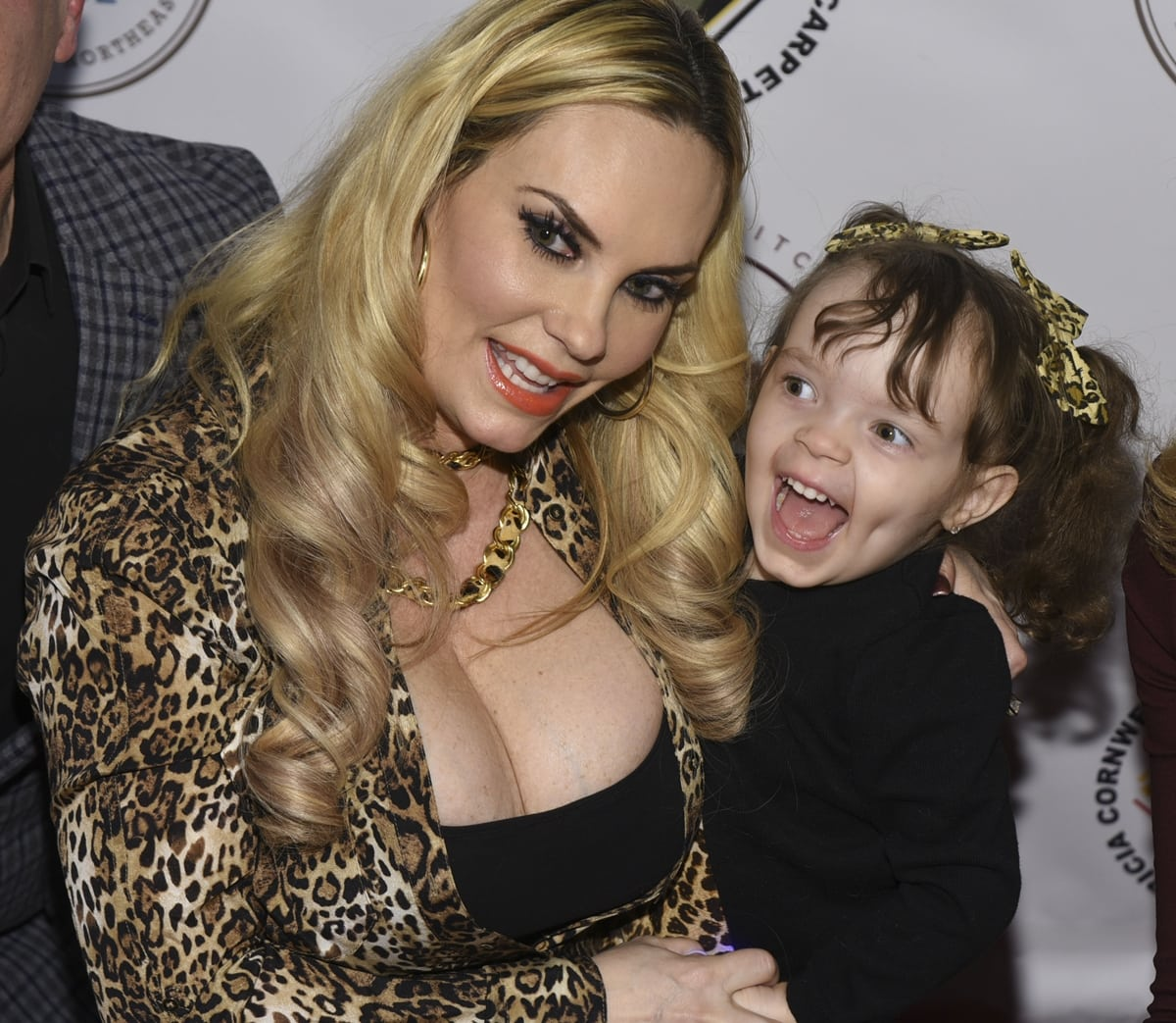 Coco Austin says she will not stop breastfeeding her five-year-old daughter Chanel Nicole Marrow