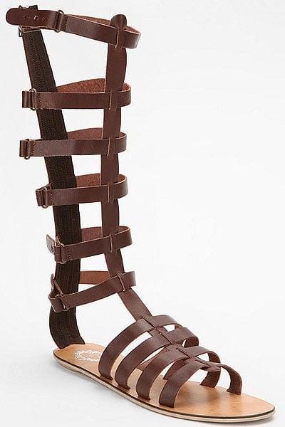 Ecoté Tall Cage Sandals