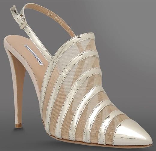 Emporio Armani High Heeled Sandals
