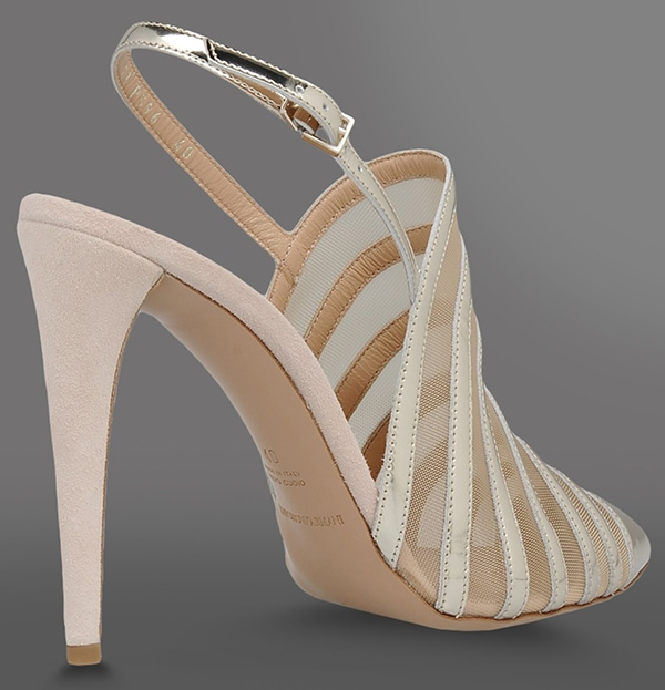Emporio Armani High Heeled Sandals