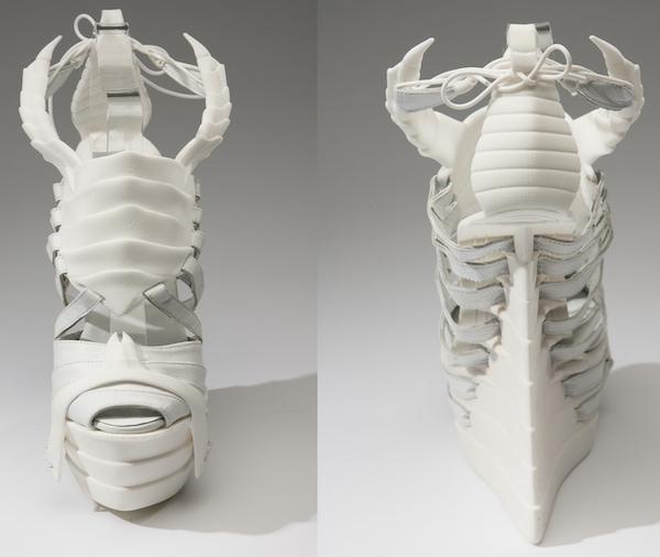 Janina Alleyne Exoskeleton Collection