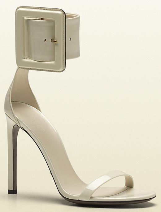 """Gucci """"Victoire"""" Sandals"""