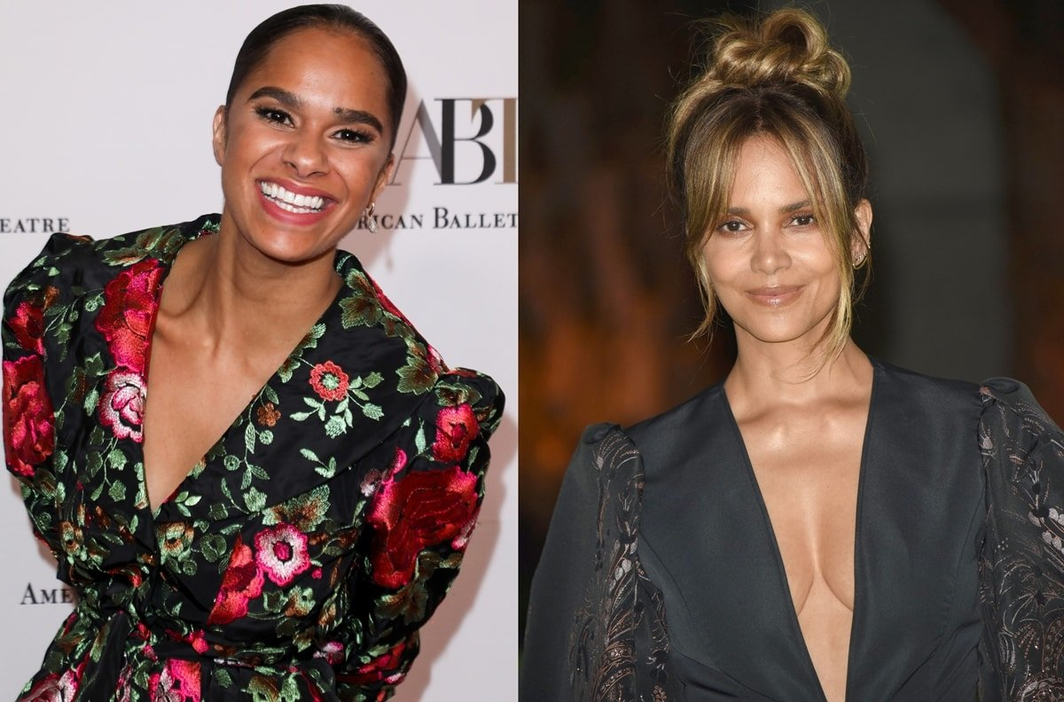 Will Smith's preferred sexual partners include actress Halle Berry and ballet dancer Misty Copeland