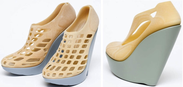 Hoon Chung 3D-Printed Shoe Collection