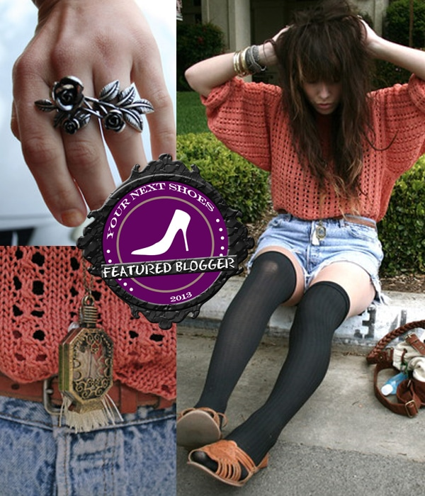Huarache Deanna of The Curious Closet in Urban Outiftters Sandals