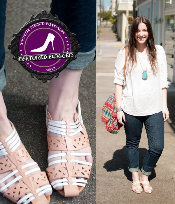 Huarache Kelly M of Sequins And Shadows in Urban Outfitters Sandals