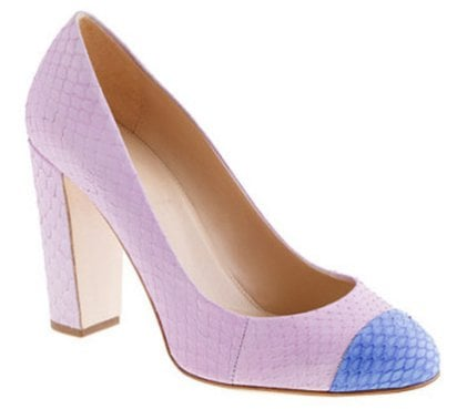 "J. Crew ""Etta"" Pumps"