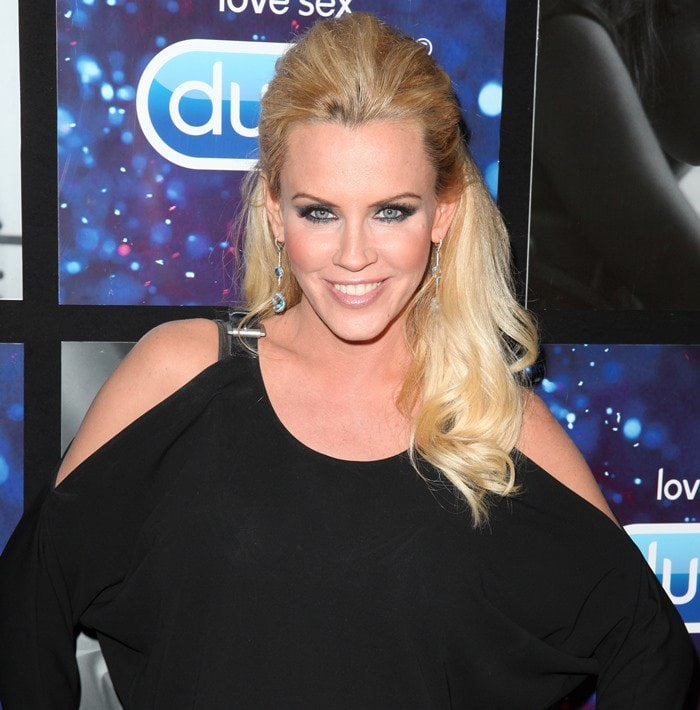Jenny McCarthy attends the Hotel Durex charity event benefitting dance4life