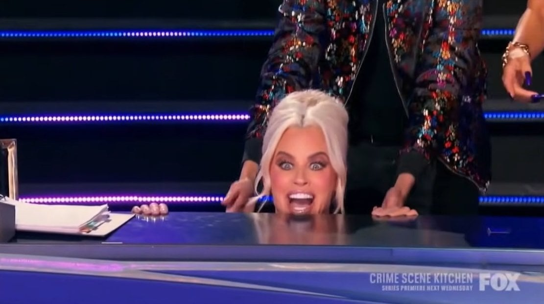 Jenny McCarthy was shocked after Cluedle-Doo was unmasked on The Masked Singer