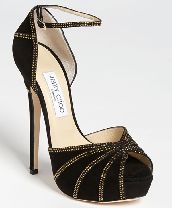 "Jimmy Choo ""Kalpa"" Sandals"