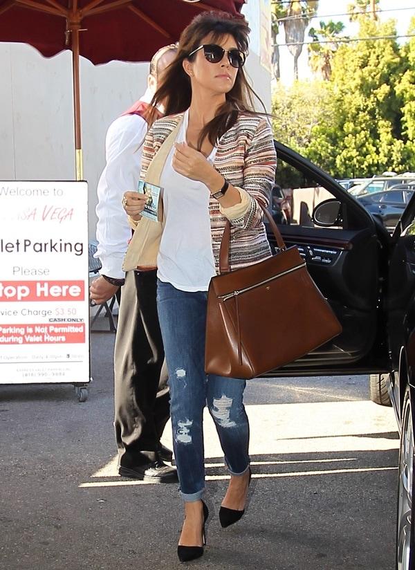 Kardashian filming