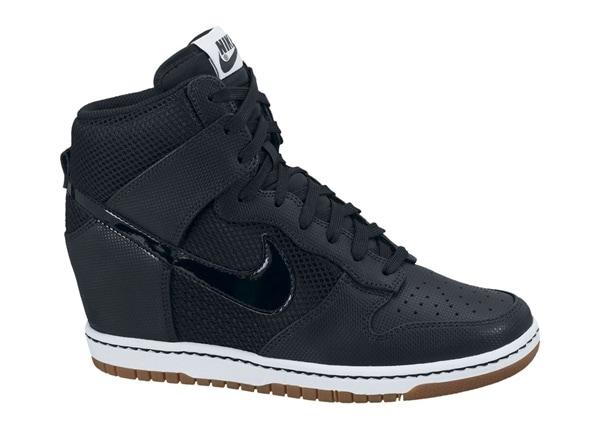 Nike Dunk Sky Hi Mesh Black