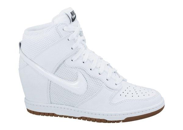 Nike Dunk Sky Hi Mesh White