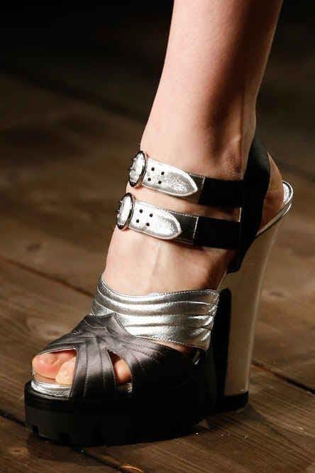 Prada Fall 2013 Sandals