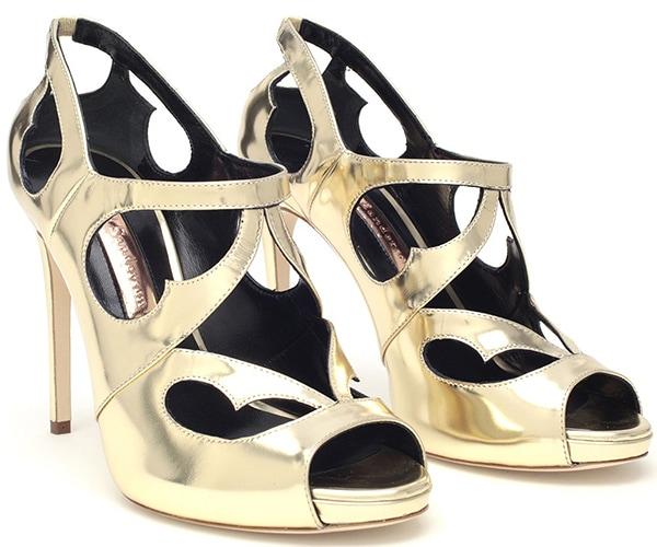 Rupert Sanderson Mion Sandals