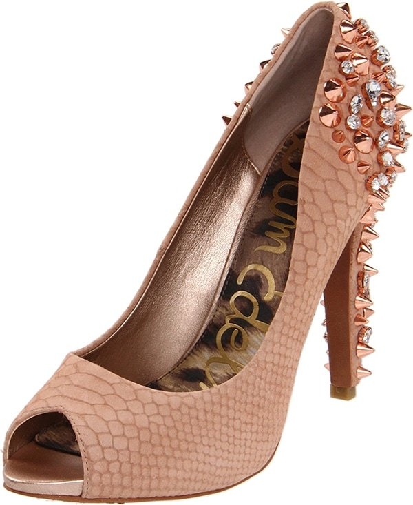 Sam Edelman Lorissa Pumps in Spanish Rose