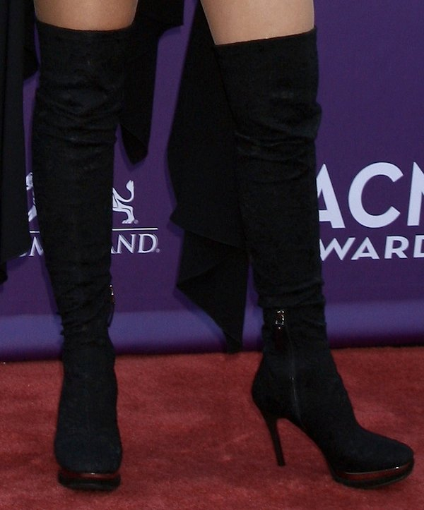 8 Amazing Boots And Shoes From The Country Music Awards