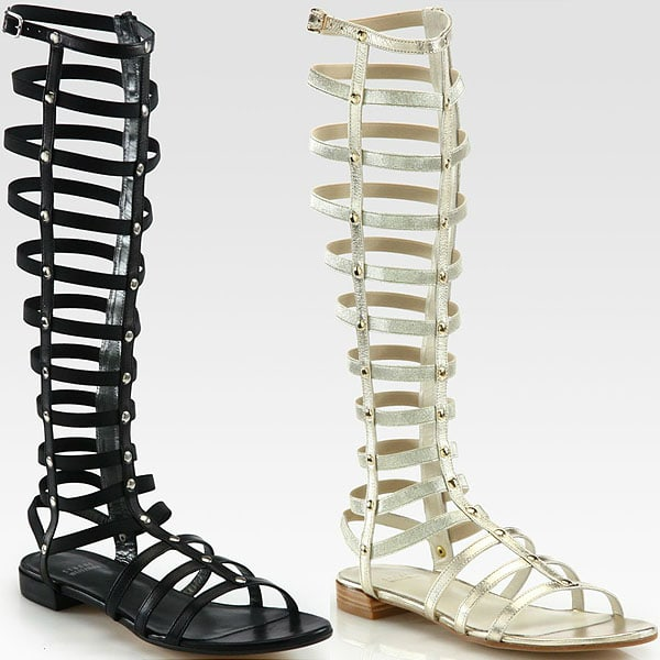 9c4af4deaec4 Try the Knee-High Gladiator Sandal Trend  5 Fit-the-Budget Styles