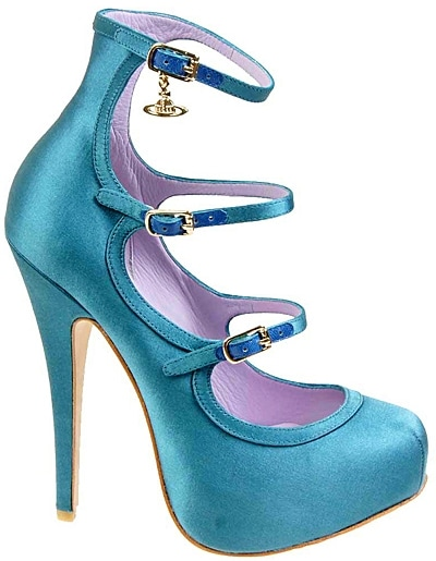 Vivienne Westwood Isabelle Blue