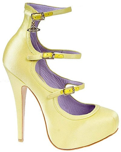 Vivienne Westwood Isabelle Yellow