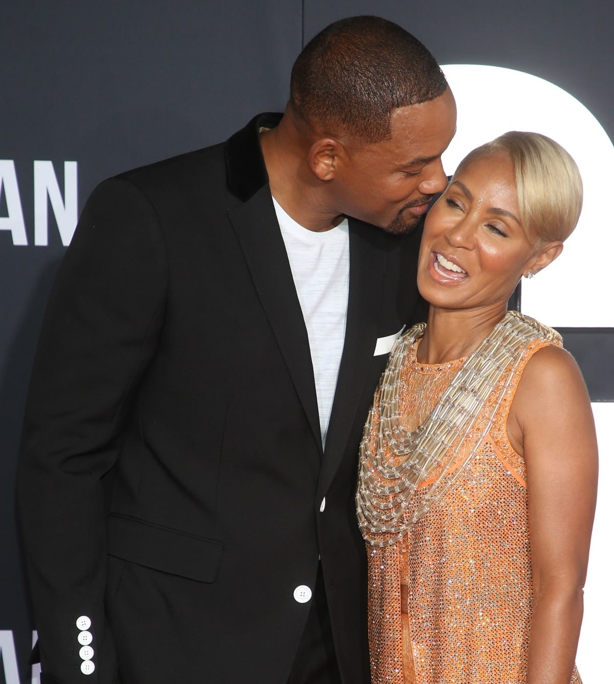 Will Smith confirms he's in an open relationship with his wife Jada Pinkett Smith