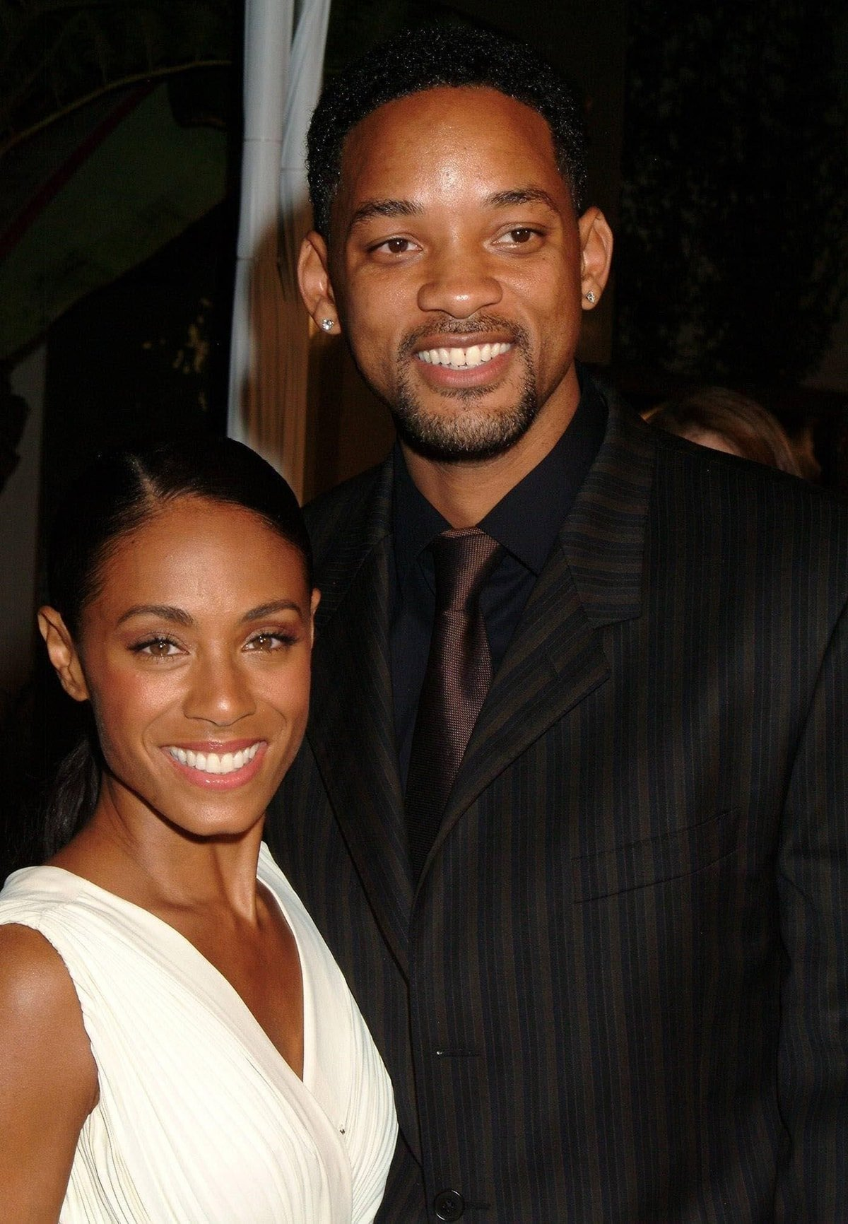 Will Smith met Jada Pinkett Smith on the set of Fresh Prince of Bel-Air in 1990 and married in 1997