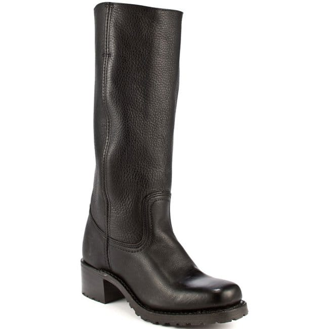 Frye Black Campus Boots