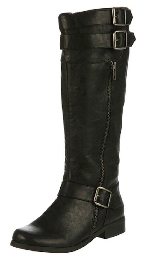 Fergalicious 'Standup' Boots