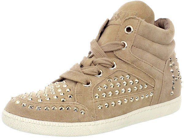 "Ash ""Zest Bis"" Studded Sneakers"