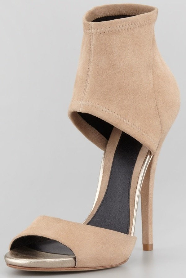 """B Brian Atwood """"Correns"""" Stretch Band Sandals"""