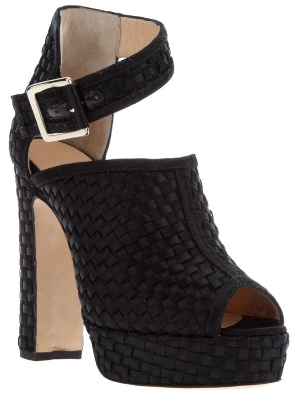"Bionda Castana ""Christa"" Booties in Black"