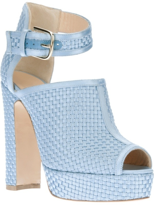 "Bionda Castana ""Christa"" Woven Sandals"