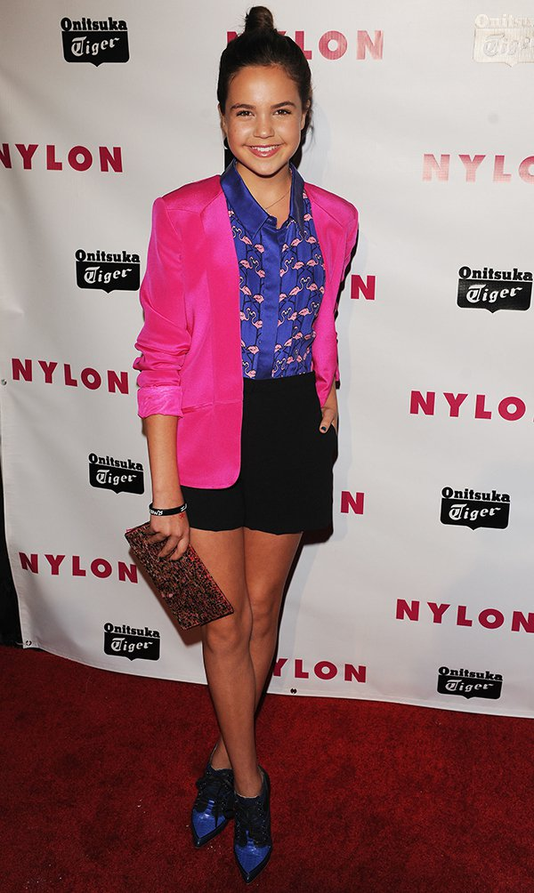 Bailee Madison at Nylon Magazine Young Hollywood Party on May 14, 2013