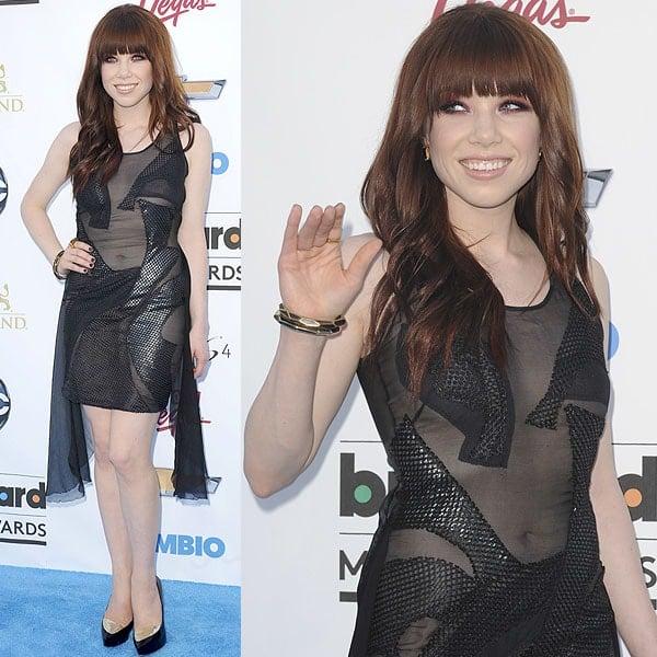 Carly Rae Jepsen 2013 Billboard Music Awards