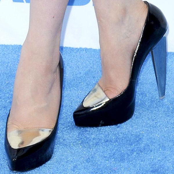 Carly Rae Jepsen shoes 2013 Billboard Music Awards