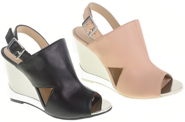 Chinese Laundry by Kristin Cavallari Sorriso Wedges