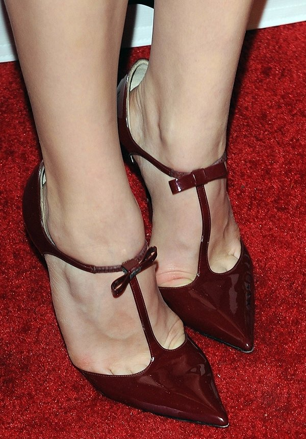 The Hottest Shoes At Nylon Magazine S Young Hollywood Party