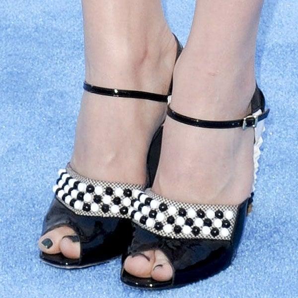 Chloe Moretz shoes 2013 Billboard Music Awards