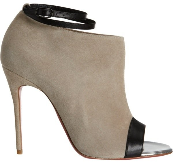 Christian Louboutin Diptic in Stone, $995 Outstep