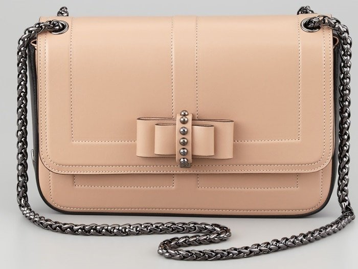 Christian LouboutinSotto Sweet Charity Shoulder Bag