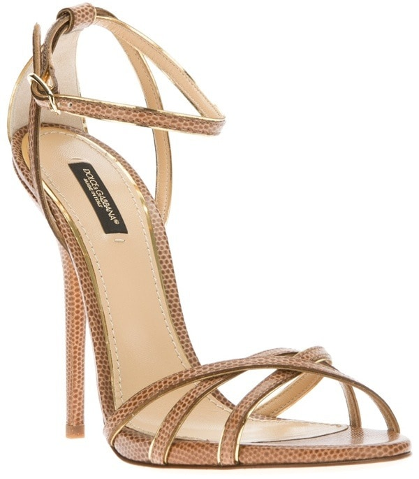 Dolce & Gabbana Strappy Sandals